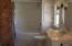 bath in 2nd floor apartment