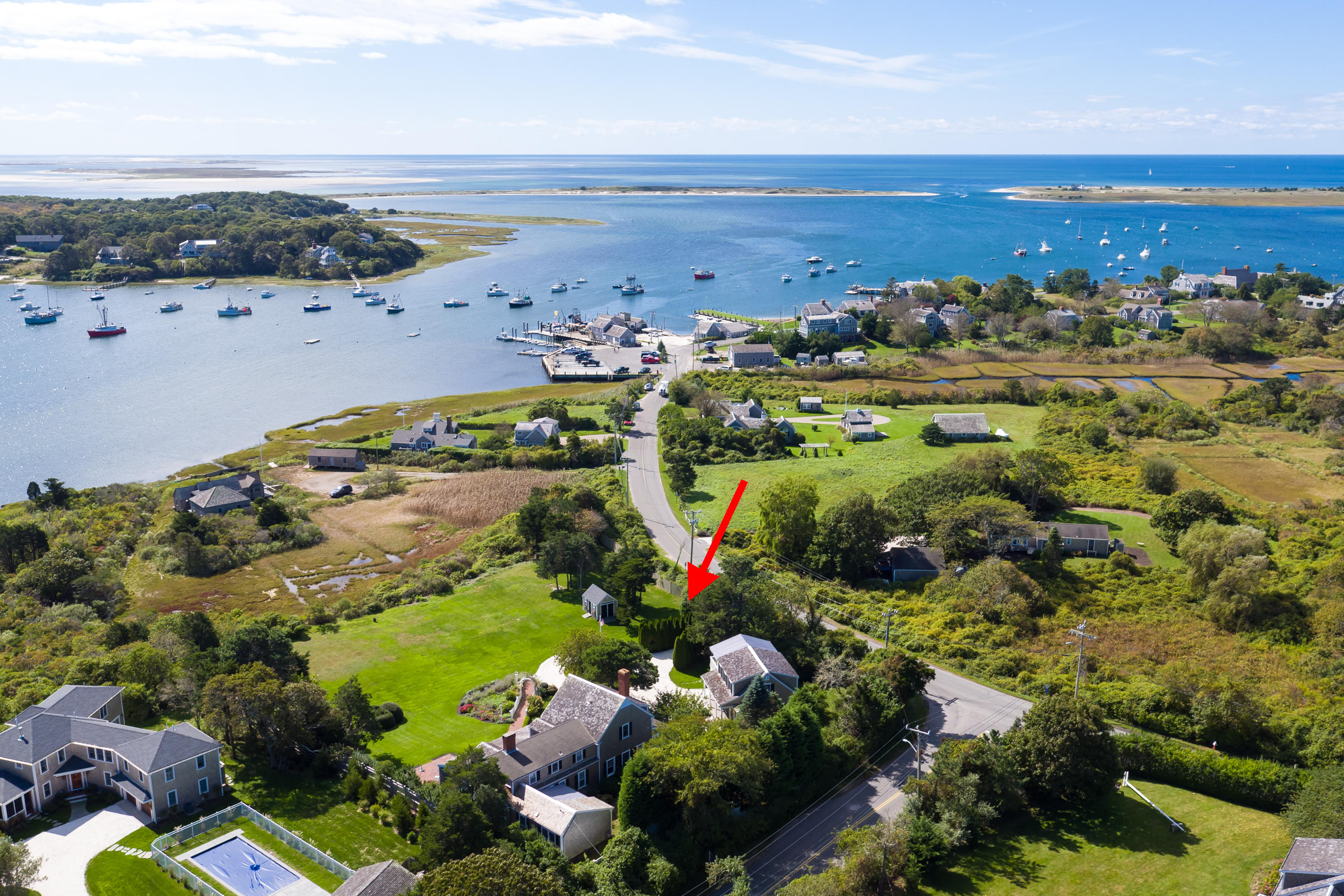 535 Stage Harbor Road Chatham, MA 02633