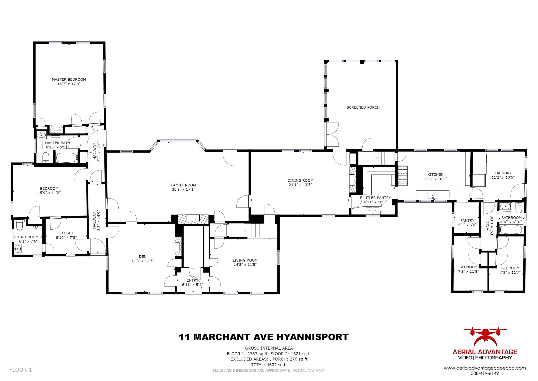 11 Marchant Avenue Hyannis Port, MA 02647