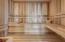 Sauna First Floor Master Suite