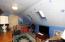 Upstairs room