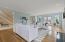 Living room/ entry