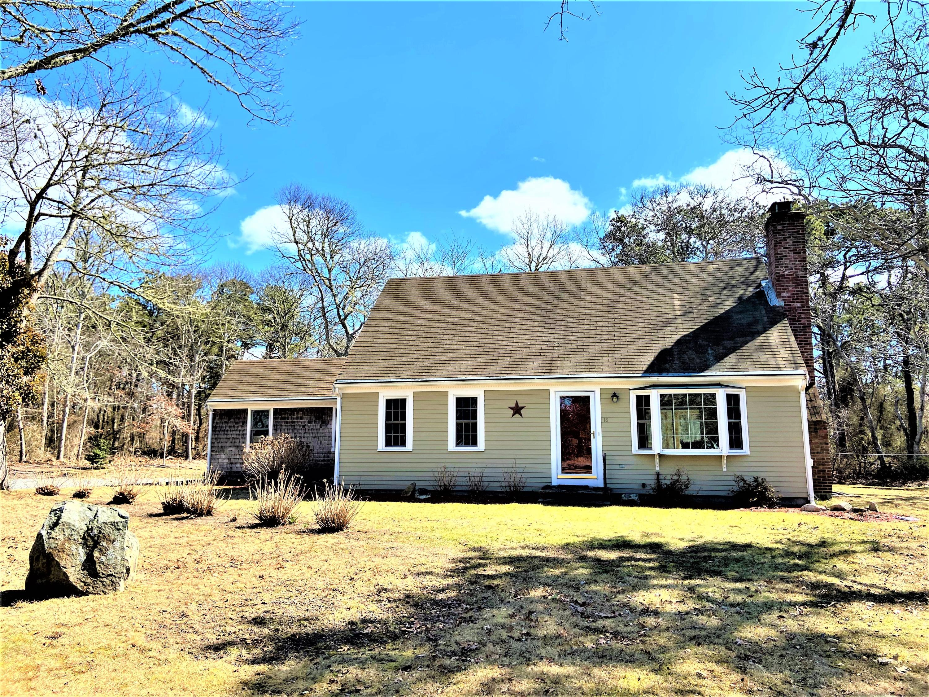 18 Captain Thatcher Road, Brewster MA, 02631 sales details