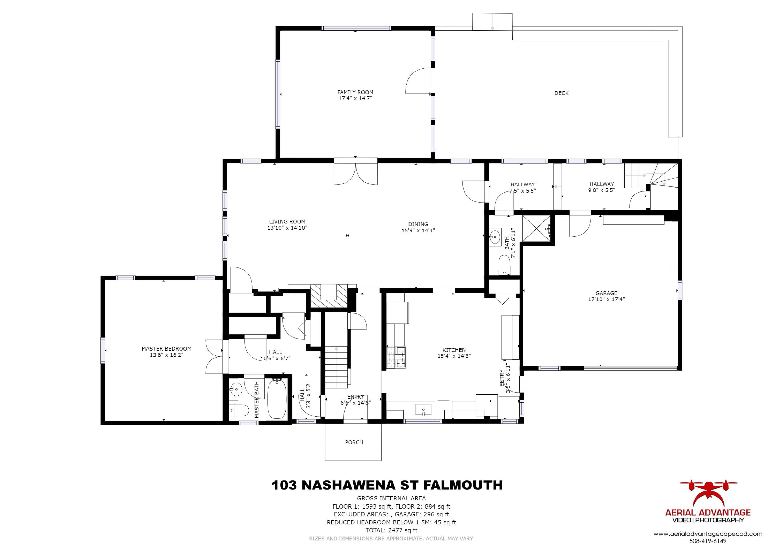 103 Nashawena Street West Falmouth, MA 02540
