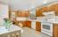 Well maintained kitchen