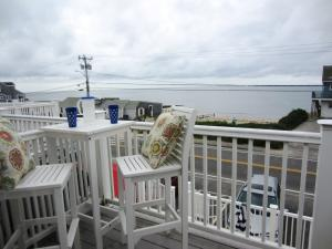 Lovely view of Nantucket Sound from deck