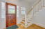 Deck Access from First Floor Hallway