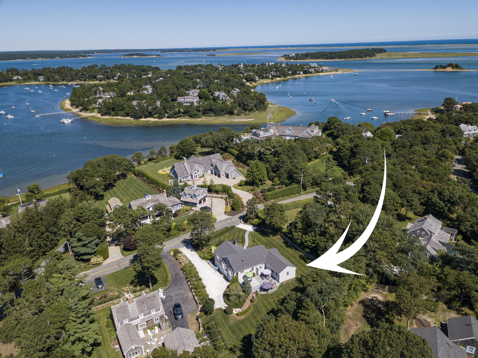 250 Seapine Road, North Chatham MA, 02650