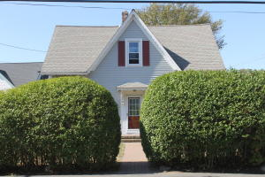 Front Manicured privacy Hedges