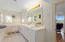 Spacious Corian & Tile Master Bath