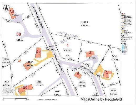 1 Doran Drive, Orleans MA, 02653 sales details