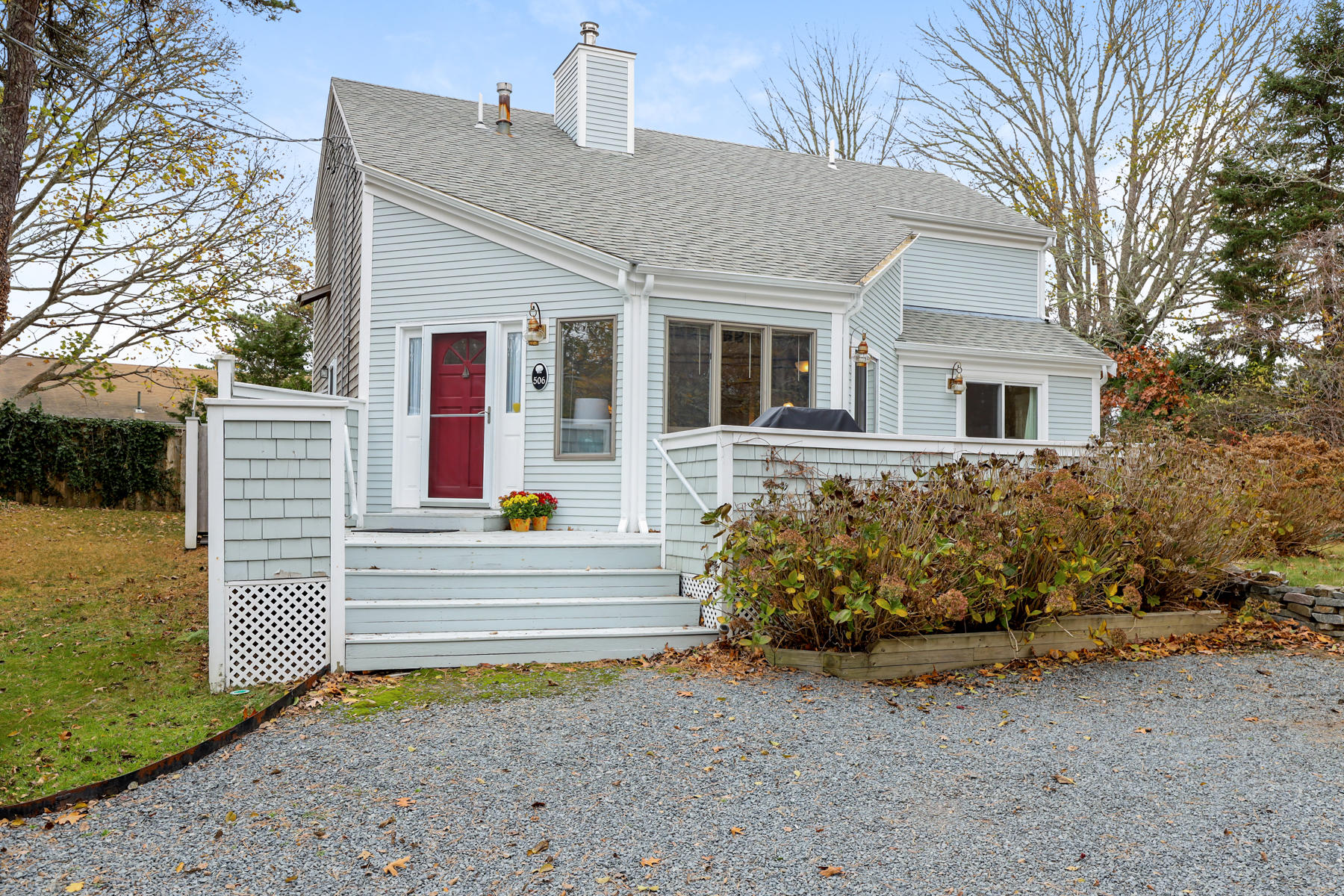 506 Crowell Road, North Chatham MA, 02650 sales details