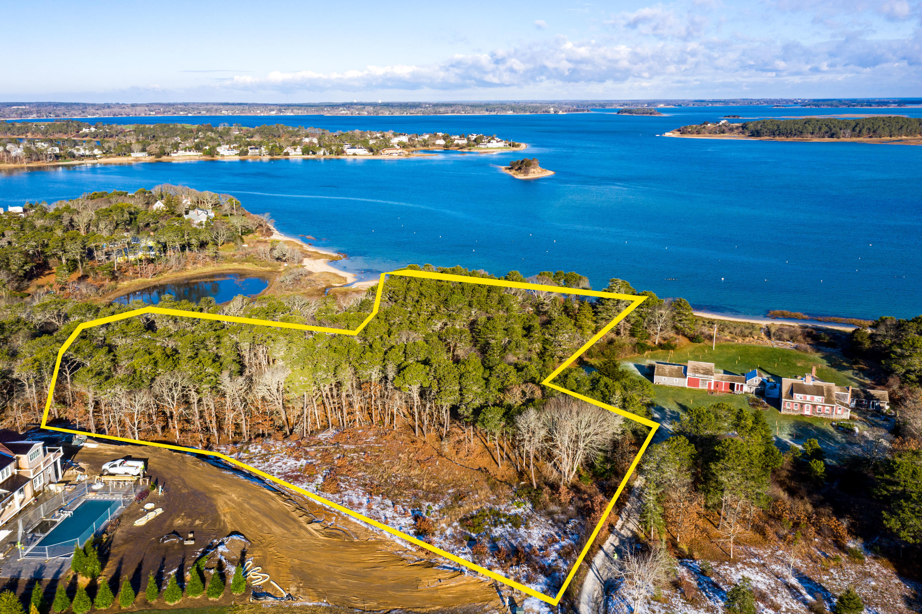 0 Whidah Road, North Chatham MA, 02650 sales details