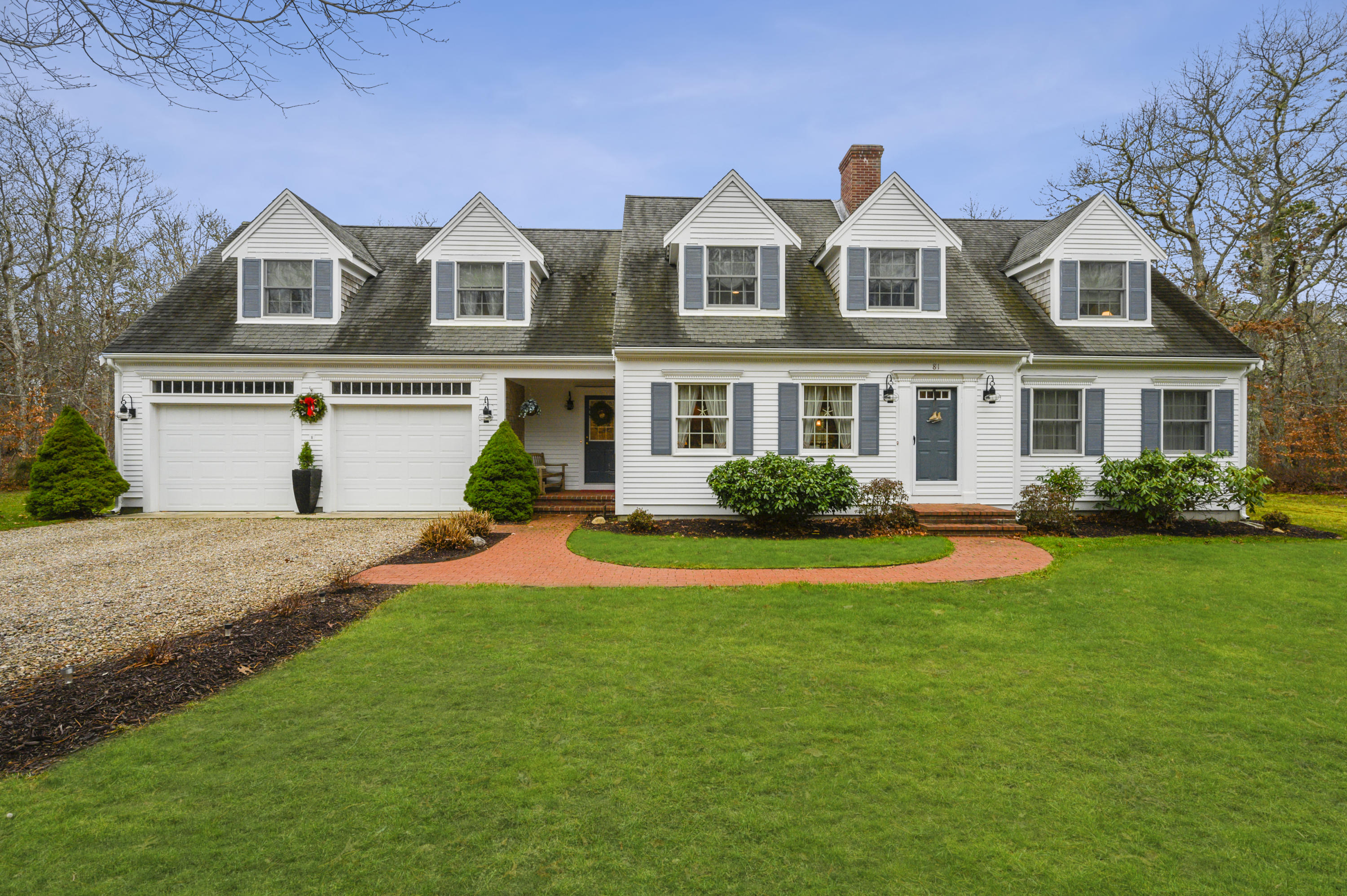 81 Scarborough Road, Brewster MA, 02631 sales details