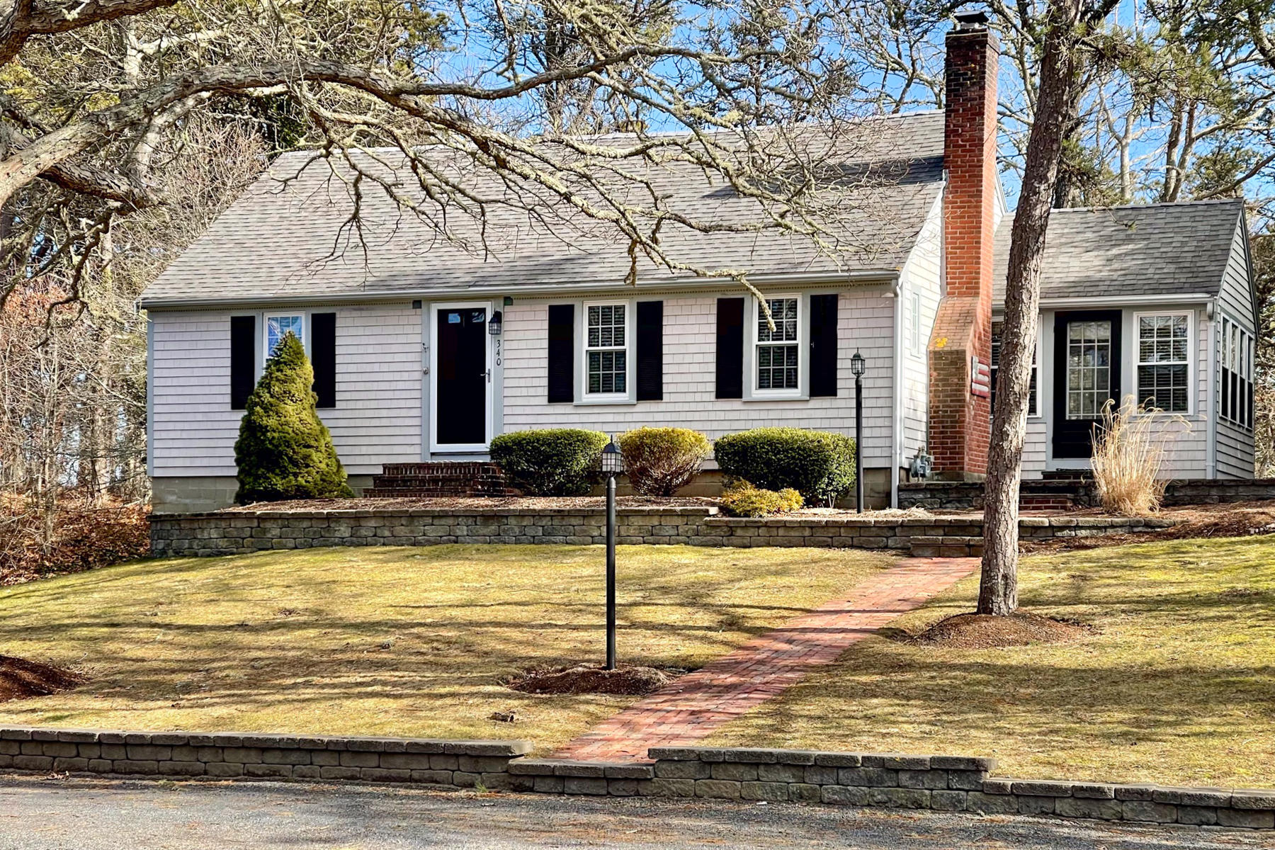 340 Crowell Road, North Chatham MA, 02650 sales details