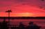 Sunrise over Waquoit Bay