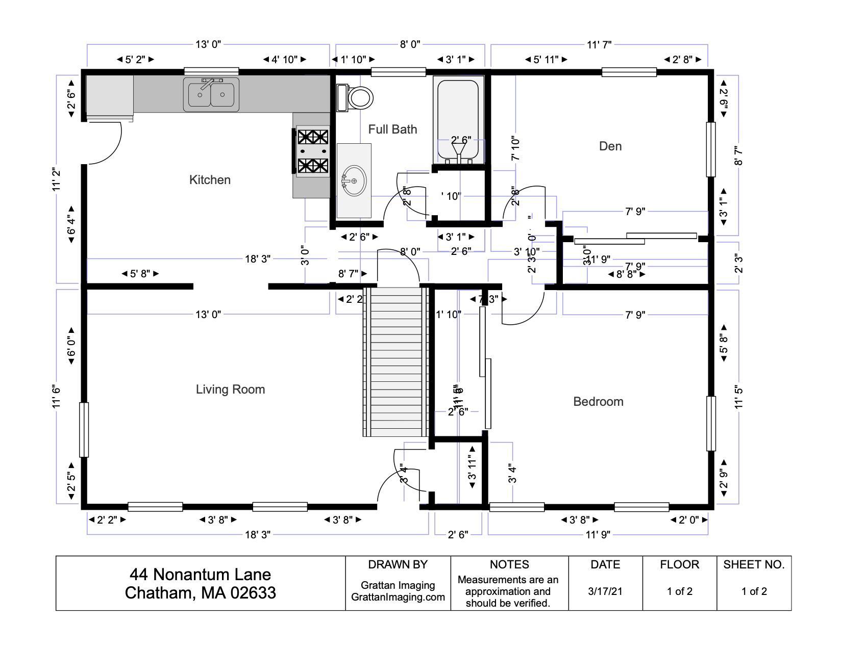 44 Nonantum Lane, Chatham MA, 02633 - slide 40