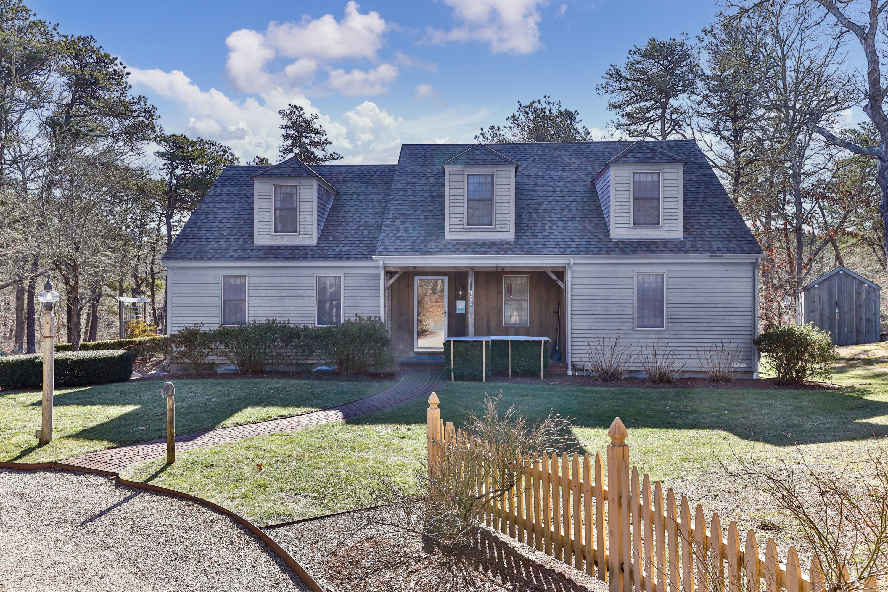 306 Old Comers Road, Chatham MA, 02633 sales details