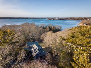 Red Brook Harbor Aerial