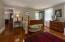 Primary en suite bedroom on first floor