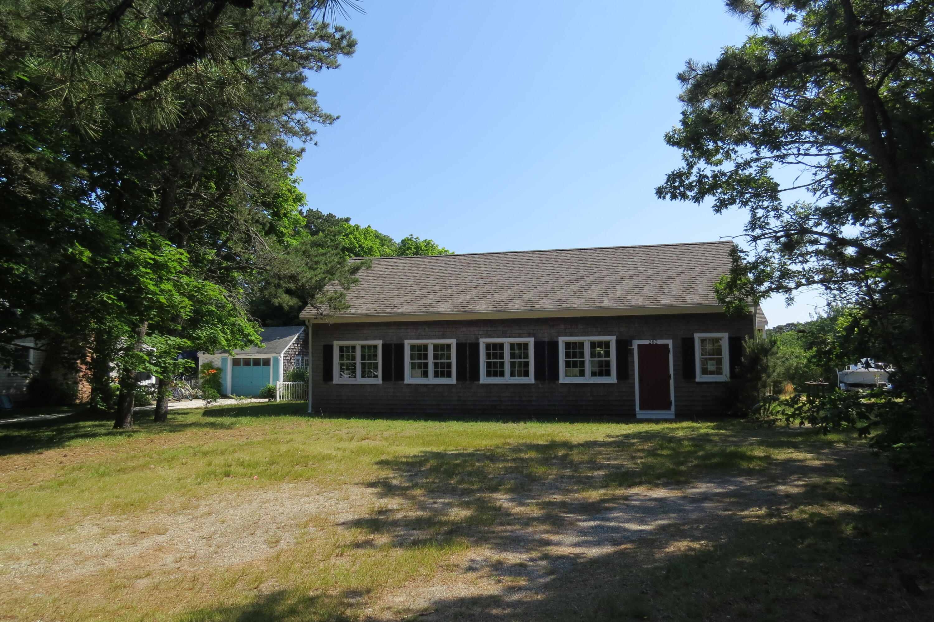 282 Orleans Road, North Chatham MA, 02650 sales details