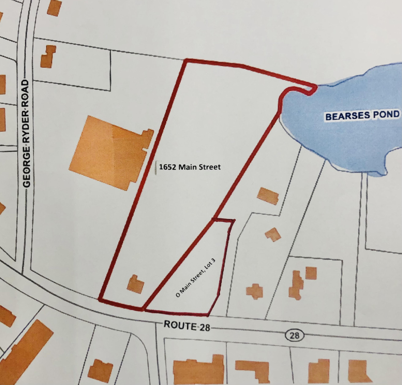 1652 Main Street, Chatham MA, 02633 sales details