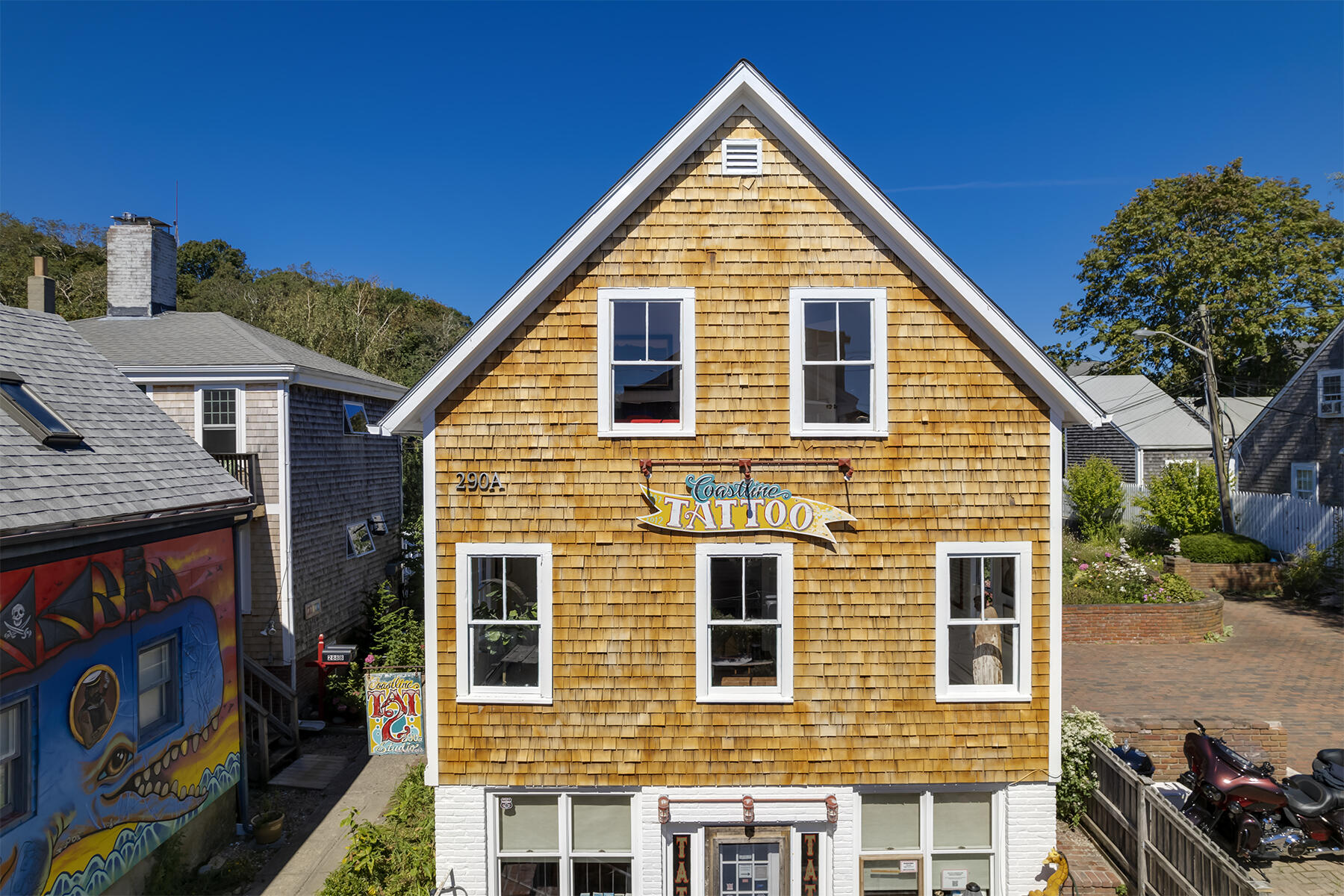 290A Commercial Street #1, Provincetown, MA 02657
