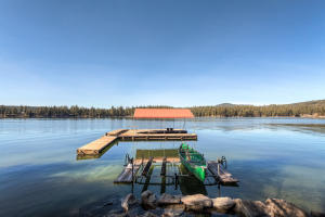 Dock with new landing and deep water. Used as a vacation RENTAL INCOME $42K /year