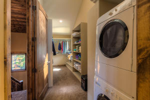 2nd laundry room stacker in the Master suite!