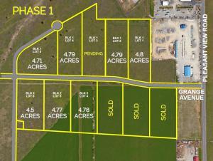L2B1 Grange Ave & Pleasant View Rd, Post Falls, ID 83854