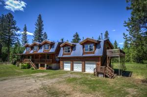 411 Rocky Mountain Ranch Road, Spirit Lake, ID 83869