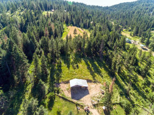 Approximate 3 acres of enclosed horse area with access to full 10 acres.