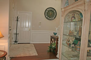From formal living room.