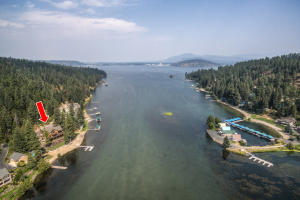 Great proximity to downtown Coeur d' Alene!