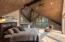 Huge master suite in upstairs loft