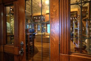 Custom built 600 bottle wine cellar with CellarPro temperature control