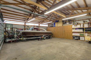 Huge storage for all the boats, trailers, cars, ATV's with storage, electricity and more