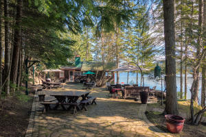 Special Paver Patio you will love. Lake life with plenty of seating and conversation areas for all! Watch the kiddos in the water, play cards, eat, drink and be merry!