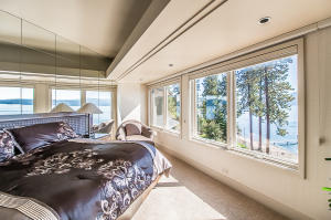 incredible master bedroom views