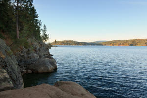 Tubbs Hill on Lake Coeur d'Alene