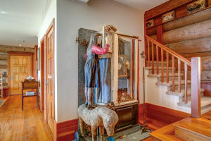 Extensive Use of Hardwoods