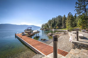 Private Dock w/2 Boat Lifts