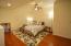 Non-conforming bedroom