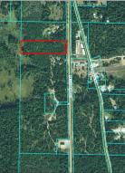 Aerial map - Dickensheet Lot