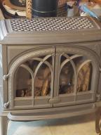 Cozy stove