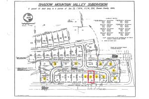 Lot 7 Shadow Mountain Valley