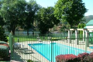 The neighborhood Association pool.