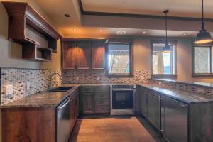 Full kitchen lower level