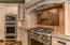 Beautiful appliances and tile!