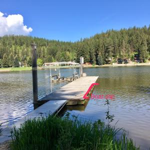 Affordable lake access